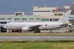 masa707さんが、福岡空港で撮影した航空自衛隊 KC-767J (767-2FK/ER)の航空フォト(写真)