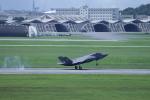 hnd_okaさんが、嘉手納飛行場で撮影したアメリカ海兵隊 F-35B Lightning IIの航空フォト(写真)