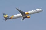zettaishinさんが、フランクフルト国際空港で撮影したコンドル A321-211の航空フォト(写真)