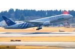 Tomo_ritoguriさんが、成田国際空港で撮影したアリタリア航空 777-243/ERの航空フォト(写真)