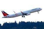 Tomo_ritoguriさんが、成田国際空港で撮影したフィリピン航空 A321-231の航空フォト(写真)
