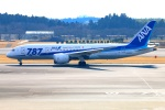 Tomo_ritoguriさんが、成田国際空港で撮影した全日空 787-8 Dreamlinerの航空フォト(写真)