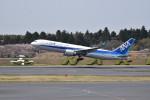 turenoアカクロさんが、成田国際空港で撮影した全日空 767-381/ERの航空フォト(写真)