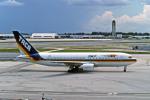 Gambardierさんが、マイアミ国際空港で撮影したTACA航空 767-2S1の航空フォト(写真)
