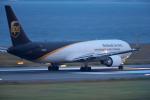 おぺちゃんさんが、関西国際空港で撮影したUPS航空 767-34AF/ERの航空フォト(写真)