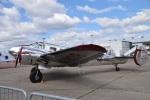 KOMAKIYAMAさんが、ル・ブールジェ空港で撮影したAIRCRAFT VINTAGE ACADEMY D18Sの航空フォト(写真)