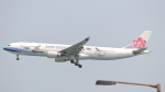 誘喜さんが、香港国際空港で撮影したチャイナエアライン A330-302の航空フォト(写真)