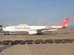 flying-dutchmanさんが、台湾桃園国際空港で撮影したトランスアジア航空 A330-343Xの航空フォト(写真)