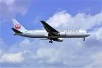 yoshibouさんが、成田国際空港で撮影した日本航空 767-346/ERの航空フォト(写真)
