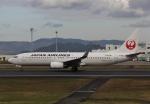 だいまる。さんが、高松空港で撮影した日本航空 737-846の航空フォト(写真)