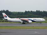 White Pelicanさんが、成田国際空港で撮影したマレーシア航空 A330-323Xの航空フォト(写真)