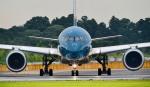 kamerajiijiさんが、成田国際空港で撮影したベトナム航空 A350-941XWBの航空フォト(写真)