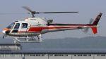 航空見聞録さんが、八尾空港で撮影した中日本航空 AS350B3 Ecureuilの航空フォト(写真)