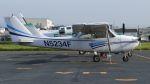 航空見聞録さんが、八尾空港で撮影した嘉手納フライングクラブ 172F Skyhawkの航空フォト(写真)