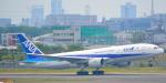 toyoquitoさんが、伊丹空港で撮影した全日空 777-281の航空フォト(写真)