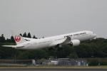 ☆ライダーさんが、成田国際空港で撮影した日本航空 787-9の航空フォト(写真)