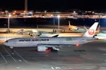 トロピカルさんが、羽田空港で撮影した日本航空 777-246/ERの航空フォト(写真)