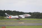 ☆ライダーさんが、成田国際空港で撮影したジェットスター 787-8 Dreamlinerの航空フォト(写真)