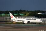 JA946さんが、成田国際空港で撮影した日本航空 787-8 Dreamlinerの航空フォト(写真)