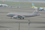 シュウさんが、羽田空港で撮影したチェコ空軍 A319-115CJの航空フォト(写真)