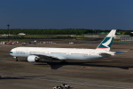 JA946さんが、成田国際空港で撮影したキャセイパシフィック航空 777-367の航空フォト(写真)
