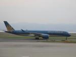 のり巻きさんが、関西国際空港で撮影したベトナム航空 A350-941XWBの航空フォト(写真)