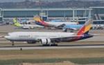 NH642さんが、仁川国際空港で撮影したアシアナ航空 777-28E/ERの航空フォト(写真)