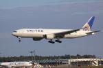 けいとパパさんが、成田国際空港で撮影したユナイテッド航空 777-222/ERの航空フォト(写真)