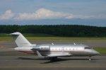 kitayocchiさんが、新千歳空港で撮影したビスタジェット CL-600-2B16 Challenger 605の航空フォト(写真)