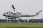マリオ先輩さんが、横田基地で撮影したアメリカ空軍 UH-1N Twin Hueyの航空フォト(写真)