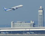 まさとしさんが、関西国際空港で撮影した全日空 767-381/ERの航空フォト(写真)