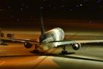 おかめさんが、羽田空港で撮影した全日空 767-381Fの航空フォト(写真)