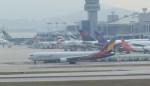 NH642さんが、仁川国際空港で撮影したアシアナ航空 767-38Eの航空フォト(写真)