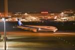 おかめさんが、羽田空港で撮影した全日空 777-381/ERの航空フォト(写真)