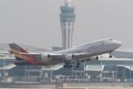 NH642さんが、仁川国際空港で撮影したアシアナ航空 747-48Eの航空フォト(写真)