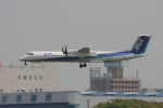クルーズさんが、伊丹空港で撮影したエアーニッポンネットワーク DHC-8-402Q Dash 8の航空フォト(写真)