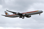 KAW-YGさんが、ロンドン・ヒースロー空港で撮影したイベリア航空 A340-642の航空フォト(写真)