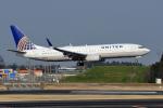 saoya_saodakeさんが、成田国際空港で撮影したユナイテッド航空 737-824の航空フォト(写真)