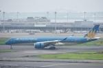 よしポンさんが、羽田空港で撮影したベトナム航空 A350-941XWBの航空フォト(写真)
