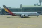 NH642さんが、仁川国際空港で撮影したアシアナ航空 A380-841の航空フォト(写真)