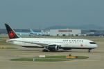 NH642さんが、仁川国際空港で撮影したエア・カナダ 787-9の航空フォト(写真)