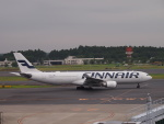 セッキーさんが、成田国際空港で撮影したフィンエアー A330-302Xの航空フォト(写真)