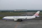 ATOMさんが、新千歳空港で撮影したチャイナエアライン A330-302の航空フォト(写真)