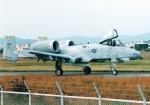 takamaruさんが、浜松基地で撮影したアメリカ空軍 OA-10A Thunderbolt IIの航空フォト(写真)