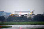 まいけるさんが、タンソンニャット国際空港で撮影したミャンマー国際航空 A320-214の航空フォト(写真)
