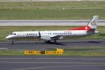 KAW-YGさんが、デュッセルドルフ国際空港で撮影したエティハド・リージョナル 2000の航空フォト(写真)