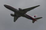 Runway747さんが、成田国際空港で撮影したマレーシア航空 777-2H6/ERの航空フォト(写真)