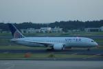 flying-dutchmanさんが、成田国際空港で撮影したユナイテッド航空 787-8 Dreamlinerの航空フォト(写真)