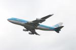 Runway747さんが、成田国際空港で撮影したKLMオランダ航空 747-406Mの航空フォト(写真)