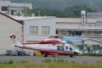 りゅうさんさんが、調布飛行場で撮影した横浜市消防航空隊 AW139の航空フォト(写真)